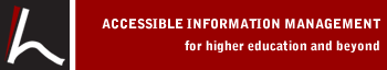 Accessible Information Management, LLC
